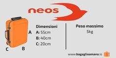 Bagaglio a Mano Neos Air, bagaglio in stiva, check in online e voli NeosAir