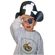 Eduplay, Piratenhüte Bastelset, Kindergeburtstag, 8 Piratenhüte und 8…