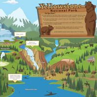 games and activities for Yellowstone