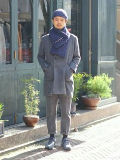 TROVE|takenagaさんのマフラー・ショールを使ったコーディネート - ZOZOTOWN