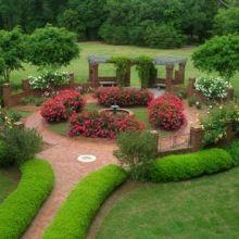 english+rose+garden | Gardens | Hermitage Museum & Gardens