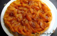 Mhhmm ! Quoi de plus délicieux que ce grand classique de la pâtisserie française ? Un délice de pommes chaudes, caramélisées et fondantes...