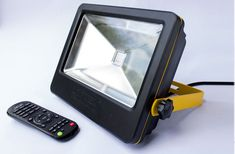 Review of the Loftek 50W LED Floodlight with 16 colors, timer, brightness and 4 transition modes. Its IP66 rating makes it an ideal LED outdoor flood light.