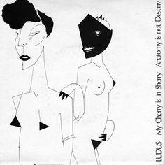 "Linder (Linda Sterling) / Ludus - My Cherry Is In Sherry 7"" single (1981) #linder #newwave #postpunk"