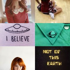 DC aesthetics: Miss Martian