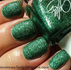 Review & Swatches: Jesse's Girl JulieG Limited Edition Holiday 2013 Frosted Gum Drops Collection - Mistletow