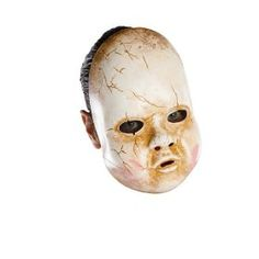 Browsing Store - BABY DOLL PLASTIC MASK