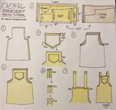 If you love sewing, then chances are you have a few fabric scraps left over. You aren't going to always have the perfect amount of fabric for a project, after all. If you've often wondered what to do with all those loose fabric scraps, we've … Dress Sewing Tutorials, Dress Sewing Patterns, Sewing Patterns Free, Sewing Hacks, Sewing Tips, Sewing Designs, Pattern Sewing, Sewing Clothes, Diy Clothes