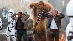 Nuevas Imagenes de la Película Star Wars The Force Awaken