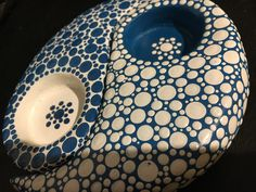 Plates, Tableware, Pointillism, Licence Plates, Dishes, Dinnerware, Griddles, Tablewares, Dish