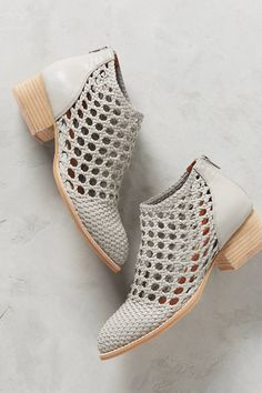 huge selection of 6eec1 1f9e0 Check out this must-have Jeffrey Campbell Basket Weave Booties we just  cannot resist!