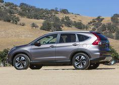 Honda CR-V restylé : de l'hybride au programme ?