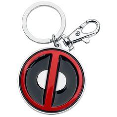 Logo - Keyring Pendant by Deadpool