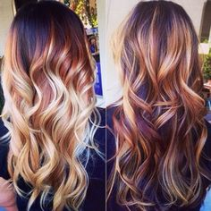 I would love to do this with my hair.