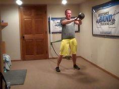 leg training workout