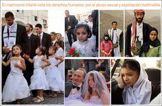 Muy jóvenes para el altar, el mundo secreto del matrimonio infantil