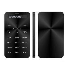 Qmart S5 Arabic,Greek Bluetooth dialer music mobile power bank mini Ultrathin card cell bluetooth dialer mobile phone P249