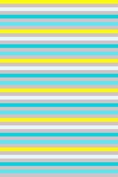Neon aqua turquoise yellow stripes iphone phone wallpaper background lock screen