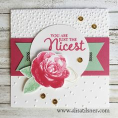 Stampin Up Picture Perfect - Around the World Stampin Up Blog Hop.  Occasions 2016 - www.alisatilsner.com