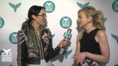Interview with Emily Kinney on the red carpet of the 7th Annual Shorty A...