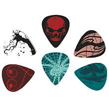 First Act Edgy Guitar Picks-perfect for Deano's guitar