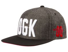 From Nothing Snapback Hat by DGK