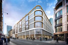 EPR Architects Green light given for city office development by EPR Architects