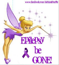 Epilepsy be Gone! Epilepsy Tattoo, Epilepsy Quotes, Epilepsy Awareness Month, Epilepsy Seizure, Back Stretches For Pain, Purple Day, Back Pain Relief, Seizures, Quotes For Kids