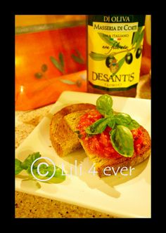 Tomato refreshment