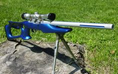 Custom Ruger 10/22 Target Rifle