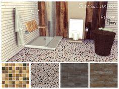 Random tiles floors   Sims4Luxury
