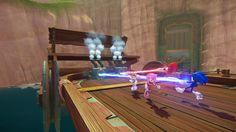 Sonic Boom: Rise of Lyric | games equipment
