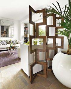 Un piso con jardín urbano