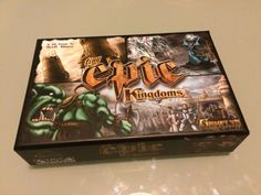 Tiny Epic Kingdoms Review