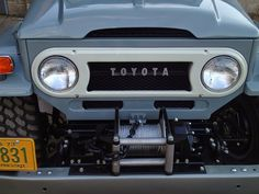 toyota land cruiser 1973 frame off restoration j | Land Cruiser Of The Day!
