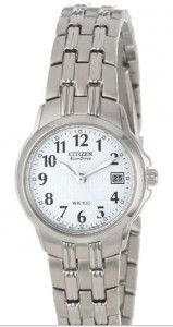 Citizen Women's EW1540-54A Eco-Drive Silhouette Sport Stainless Steel Watch review and best price