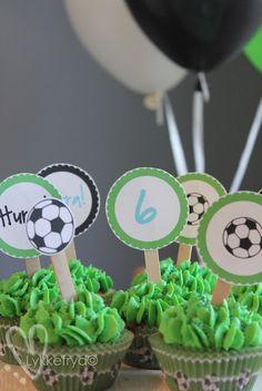 Football birthday-party