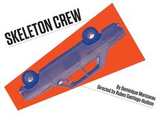 Skeleton Crew at the Atlantic on May 17, 2016.
