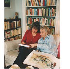 Astrid Lindgren & Marit Törnqvist
