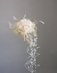 Bouquet de mariée de princesse