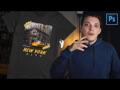 How To Make Your First Shirt Design In Photoshop For Free – T-shirts Channel – The T-Shirt Design News and Reviews