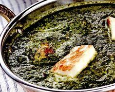 Spinach and halloumi cheese recipe | RECIPE PICKS