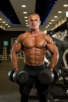 This workout program is the best way to produce muscle growth for new bodybuilders.