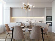 Kitchen Room Design, Home Room Design, Modern Kitchen Design, Dining Room Design, Living Room Kitchen, Home Decor Kitchen, Interior Design Kitchen, Home Kitchens, Condo Interior
