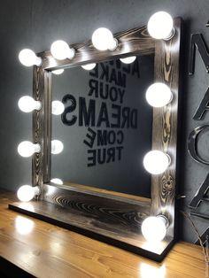 Настольное зеркало для визажиста фото 262-332