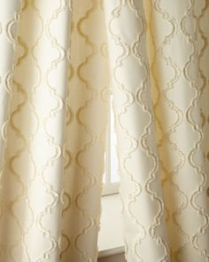 Isabella Collection by Kathy Fielder Lily Curtains