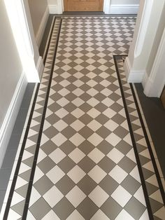 Hallway tiles ideas alternative tiles specialist in and period wall and floor tiles just stuff in hallway flooring tiled hallway hall flooring white tiles Hallway Decorating, Hallway Tiles Floor, Tiles, Entryway Tile, Cool House Designs, Flooring, Hall Tiles, Victorian Tiles, Tiled Hallway