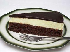 Tvarohový dezert Míša rezy • Recept | svetvomne.sk Creme Dessert, Polish Recipes, Russian Recipes, Kakao, Nutella, Tiramisu, Pudding, Baking, Sweet