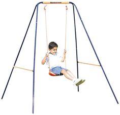 Kids Swing 5 Point Harness Playground Backyard Slide Metal Swingset Child for sale online Backyard Slide, Backyard Playground, Rattan Furniture, Garden Furniture, Furniture Sets, Most Popular Kids Toys, Childrens Swings, Metal Swing Sets, Garden Power Tools