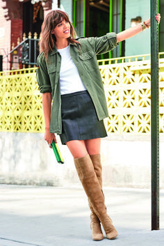 Core Item: Over-The-Knee Boots